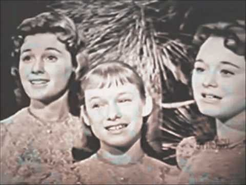 The Lennon Sisters - O Holy Night - December 1959