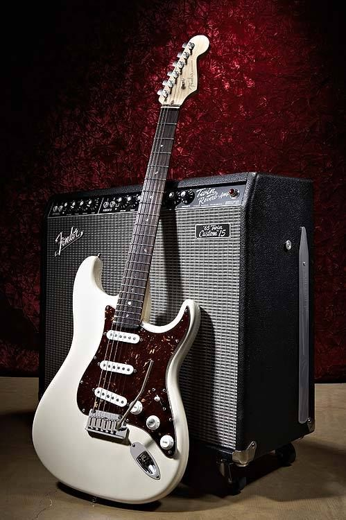 Fender Stratocaster Guitar                              …