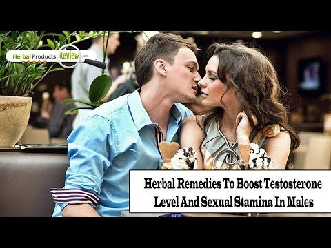 You can find more herbal remedies to boost testosterone level at http://www.herbalproductsreview.com/natural-testosterone-booster-pills-review.htm