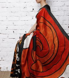 painting on fabric fashion - Google Search