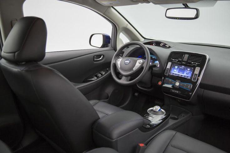 2016 Nissan LEAF: 107 Miles EPA Range - Full Specs/Pricing