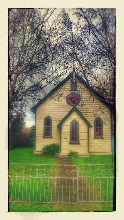 New Zealand has lovely churches and chapel for private weddings. http://www.purenzweddings.com