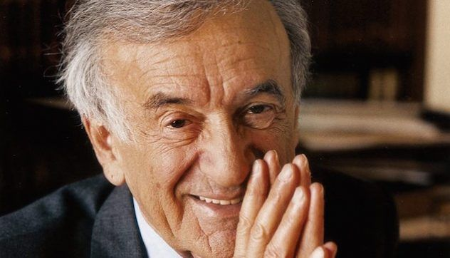 Elie wiesel nobel peace prize speech