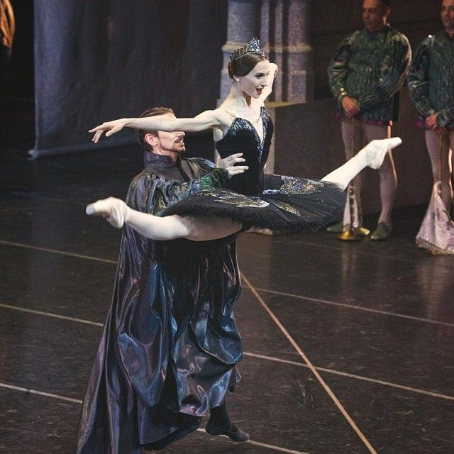 Svetlana Zakharova in Swan Lake                                                                                                                                                     More