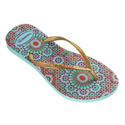 Havaianas: The most comfy flops!  I personally don't like shoes, however I have a huge stash of flops!