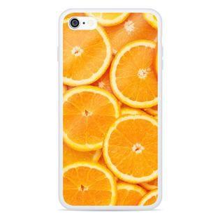 """Oranges make the best post-soccer game snack."""