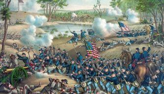 American Civil War, Battle of Cold Harbor, Civil War