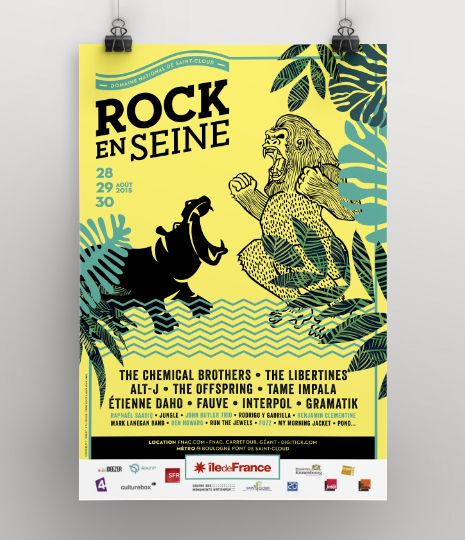 Agence Babel | Rock en Seine