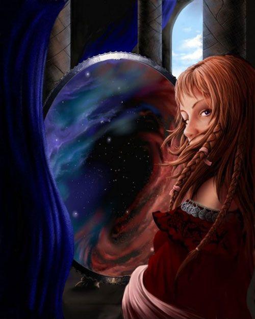 No hay ning n espejo que refleje la realidad la realidad for Espejo que se abre