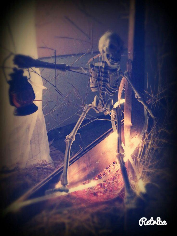 Halloween...... fatto in casa!