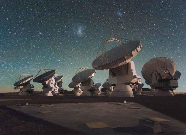 Tudo o que precisa de saber sobre Astronomia