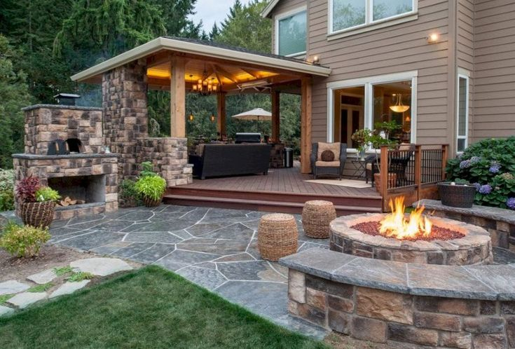 Best 25+ Backyard Patio Designs Ideas On Pinterest
