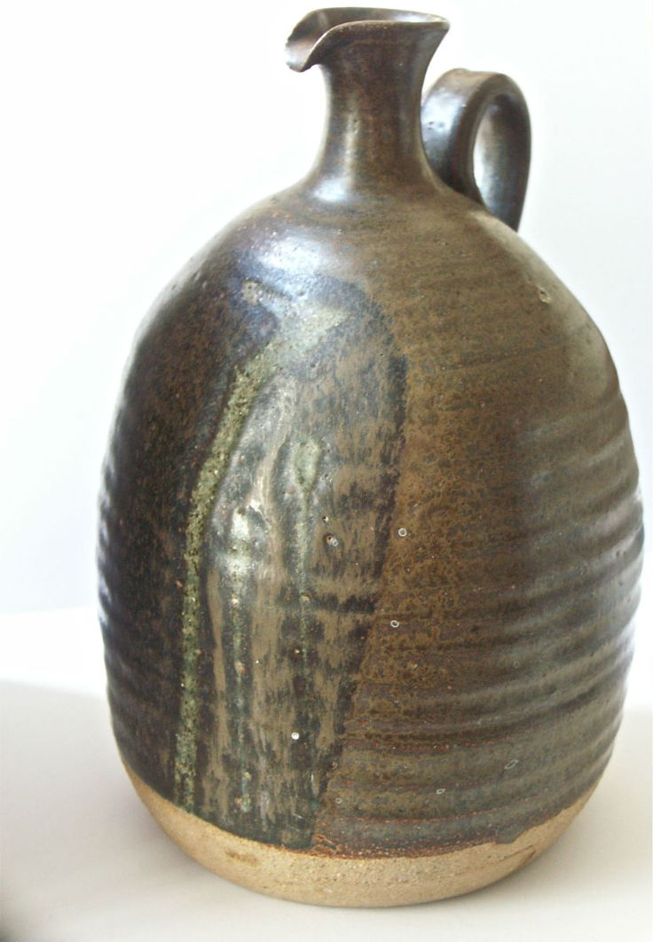 Pictures Of Pottery Barn Bedrooms: THOMAS PLOWMAN STUDIO POTTERY JUG 196O'S STALHAM POTTERY