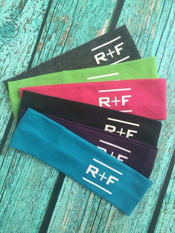 Arbonne Headbands set of 12 Assorted Colors Stretch Elastic Headband Teens Wom
