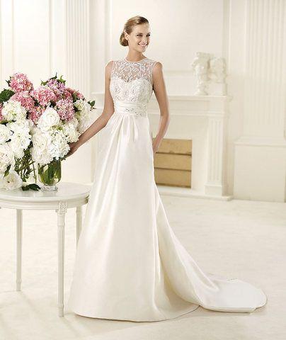 abito sposa Pronovias 2013