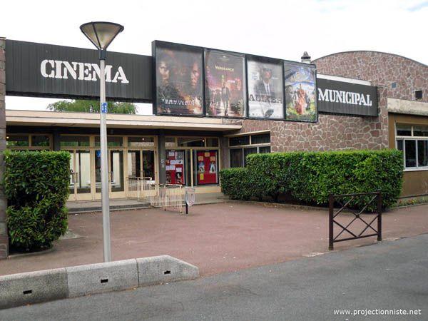 Cinema Louis-Daquin,Le Blanc-Mesnil, France.