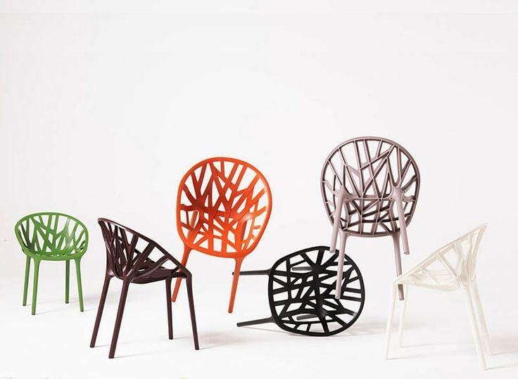 Los polígonos de Voronoi en el diseño industrial