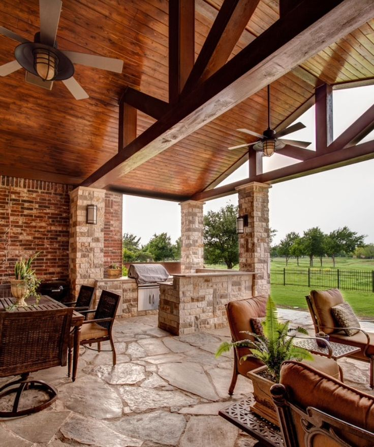 43 Best Patio Roof Designs Images On Pinterest