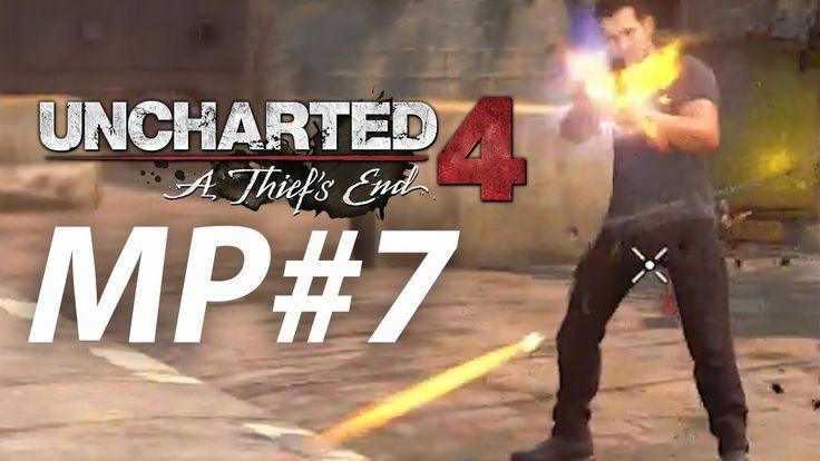 Uncharted 4 ONLINE - Multiplayer 7