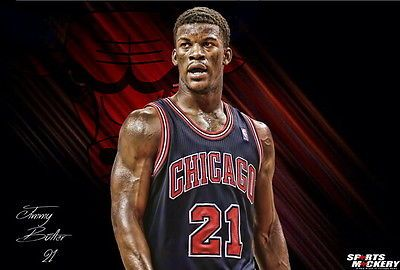 "095 jimmy #butler - nba basketball player #stars #21""x14"" poster,  View more on the LINK: 	http://www.zeppy.io/product/gb/2/171637546039/"