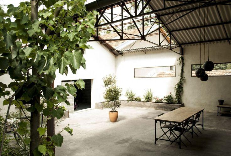 Paper Mill / Planet Studio – nowoczesna STODOŁA | wnętrza & DESIGN | projekty DOMÓW | dom STODOŁA