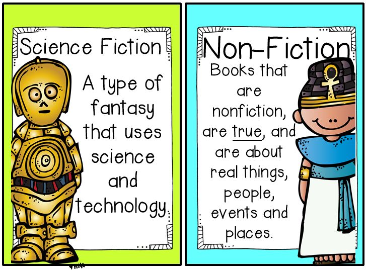 genre and science fiction If you are looking for examples of genre, here is a list of both genres and sub-genres a genre is a category of art any story that uses scientific concepts to explain the world or the universe is known as science fiction, sci-fi, or syfy this genre is very similar in construction to.