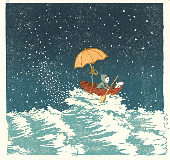 Children's Illustrator :: Taeeun Yoo << Illustration Friday... Super beautiful artwork, respect!!