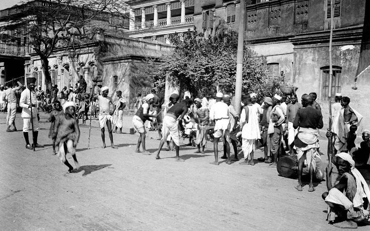 Photos of life in the British Raj in India are found in a shoe box