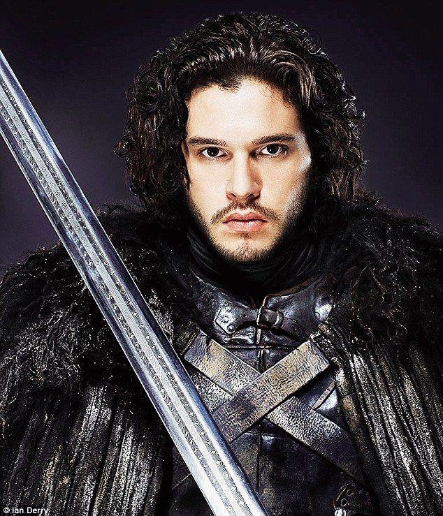 Kit Harrington- Jon Snow