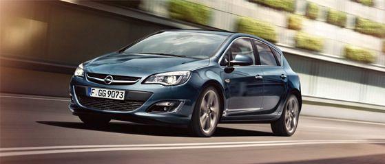 Opel Astra 5 ajtós