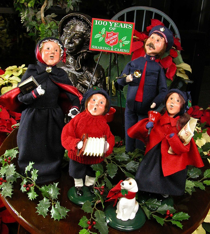 17 Best Images About Byers Choice Carolers On Pinterest: 893 Best Images About CHRISTmas And All The Trimmings On