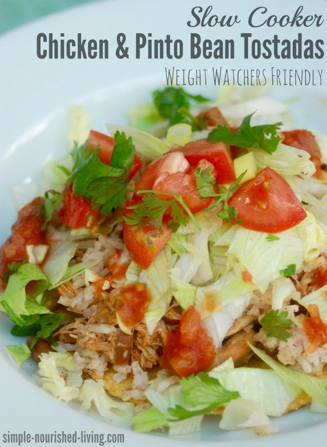 25 best ideas about weight watchers meatloaf on pinterest for Healthy slow cooker chicken recipes