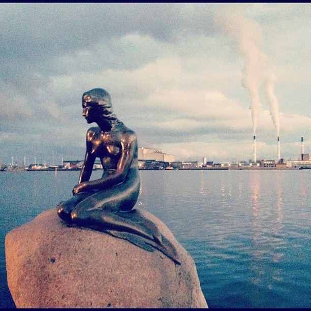 Den Lille Havfrue στην πόλη København Ø, Region Hovedstaden