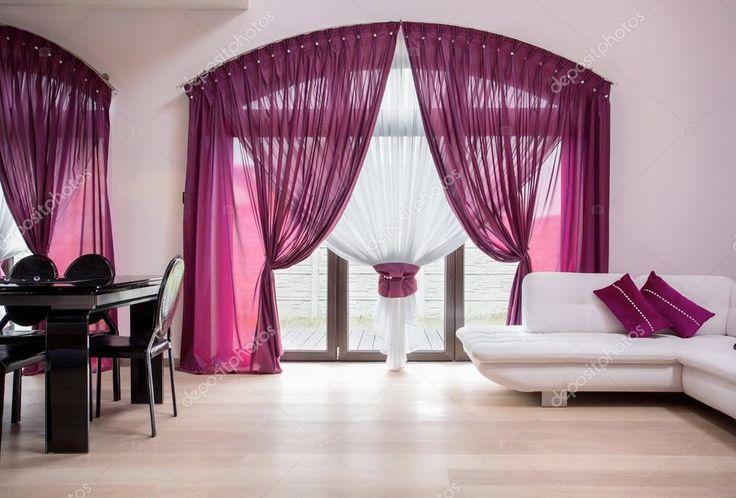 41 best images about Gardinen on Pinterest Window treatments, Halo - design gardinen wohnzimmer