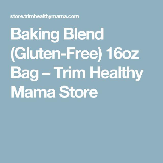 Baking Blend (Gluten-Free) 16oz Bag – Trim Healthy Mama Store