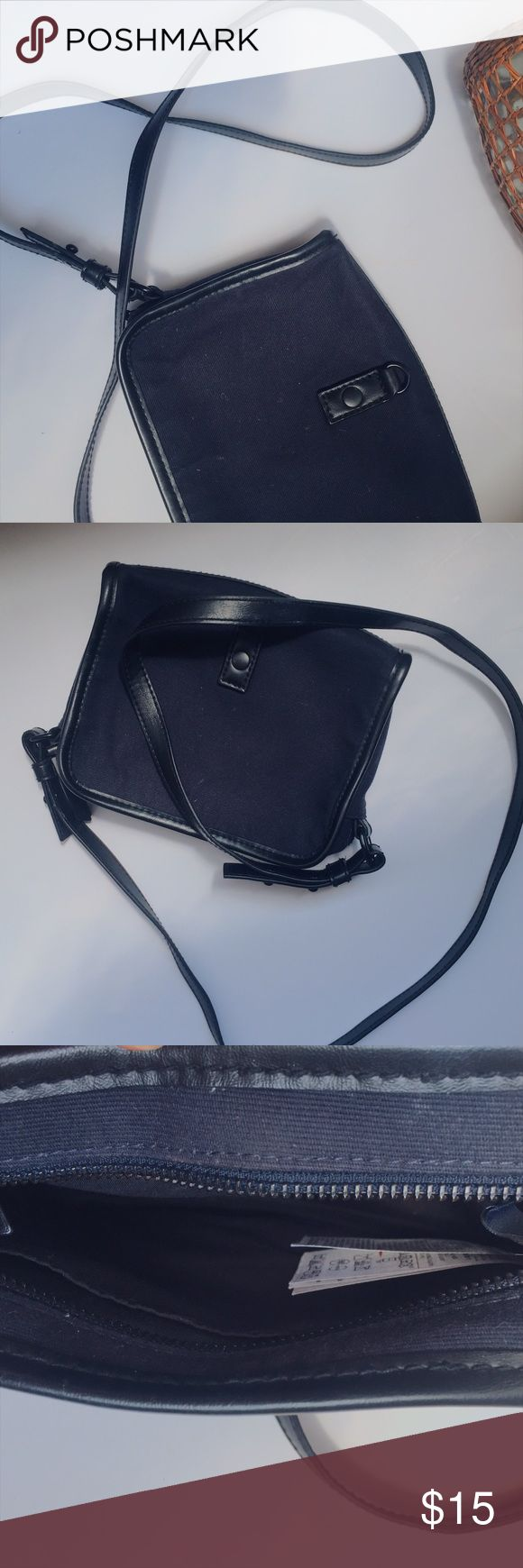 Gap bag small Naby blue GAP Bags Crossbody Bags