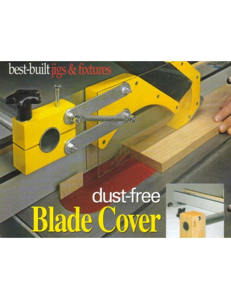 table saw dust collector shopnotes