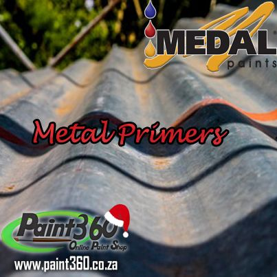 Spare a thought for our humble Metal Primers. As simple as they may seem, they serve a much needed purpose. In fact ,in some cases they are very essential unless you actually want to live with buckets under your aluminum roof on a rainy day?  Click on the link to find out more! http://www.paint360.co.za/Paint-Primers/metal-primers