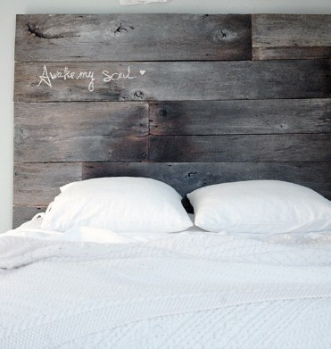 I will eventually get my husband to make this headboard for me.