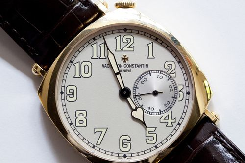 VIDEO: Talking Watches With J.J. Redick - limited edition Vacheron Constantin 1921 US Boutique edition