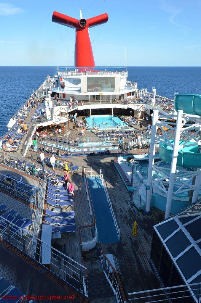 051: Carnival Conquest, Fun Day At Sea 1,