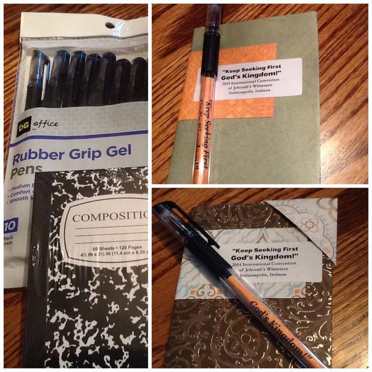 Wedding Witness Gifts: International Convention Ideas