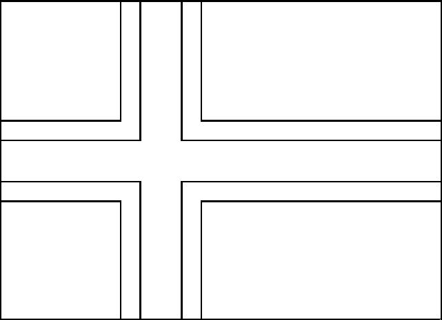 coloring picture of Norway flag
