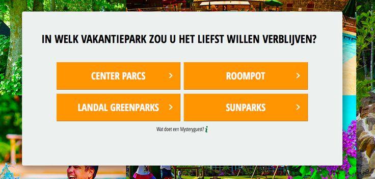 Gratis weekendje in je favoriete park als mysteryguest !!!  Zie jij het wel zitten om gratis een verlengd weekend naar je favoriete vakantiepark te gaan? Schijf je dan zeker in als mysteryguest! Opgelet, Inschrijvingen zijn slechts tijdelijk open. Meer info ==> http://gratisprijzenwinnen.be/mysteryguest-in-vakantieparken/  #gratis #weekend #mysteryguest