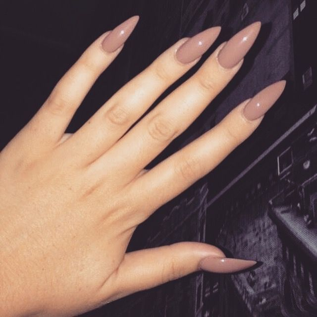 Best 25+ Pointy acrylic nails ideas on Pinterest | Pointy ...