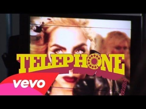 Lady Gaga - Telephone (Behind the Scenes) ft. Beyoncé - YouTube