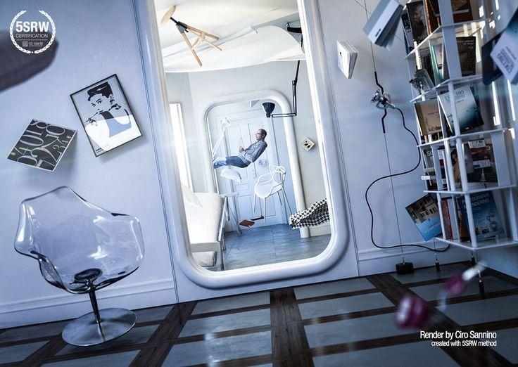 Gravity and 5SRW / Ciro Sannino - Learn V-Ray