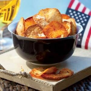 Homemade Chips and Pretzels That are So Much Better Than Store-Bought