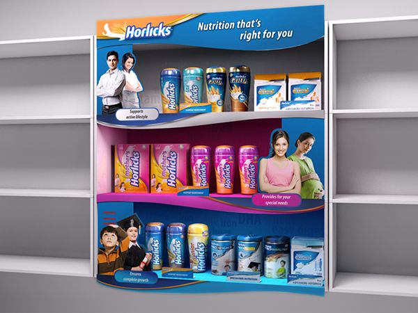 Horlicks Category Premiumisation on Behance