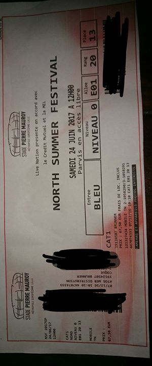 #JUSTIN BIEBER!!!   Sting!!!  #Martin Garrix!!!   North #Summer... #JUSTIN BIEBER!!!   Sting!!!  #Martin Garrix!!!   North #Summer Festival!!! 1 Ticket #fuer #Samstag 24.6. 17  #Preis 67,50 (originalpreis)   Abholung #in #Saarbruecken  #Link #zum Angebot:  #JUSTIN BIEBER!!!   Sting!!!  #Martin Garrix!!!   North #Summer... | #Kleinanzeigen #Saarbruecken / #Saarland http://saar.city/?p=62098